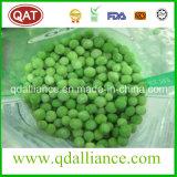Ervilhas verdes congeladas IQF