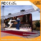 Farbenreiche bekanntmachende LED-MietAnzeigetafel im FreienP4