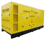 stille Diesel 475kVA Yuchai Generator voor het Project van de Bouw met Certificatie Ce/Soncap/CIQ/ISO