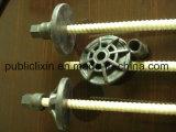 Todos rosqueiam o Rebar da fibra de vidro/o Rebar/Rod do parafuso FRP