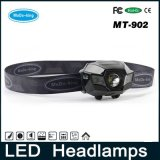 Nuit Walking Running DEL Headlights Head Torch Rechargeable avec USB Charger