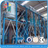De Machine van de Molen van de Grutten van de Maïs/van het Graan van de verwerking (100t/D)