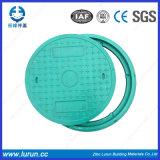 SGSはBMC/SMCにプラスチック盗難防止パフォーマンスを円形の合成の樹脂のマンホール渡した