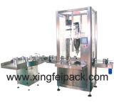 Automático de la leche en polvo Lata Línea de Llenado (XFF-G)