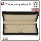 Caja de presentación plástica de empaquetado de la caja de embalaje del rectángulo de la pluma de la visualización del papel del rectángulo de la pluma del regalo del lápiz de madera (Lrp01A)