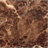 Emperadorの暗い大理石の平板及びタイル