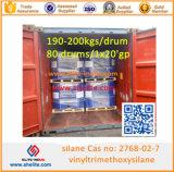 Silane auxiliaire chimique Ethenyltrimethoxysilane de Vinil d'agent pour le matériau de câble de XLPE