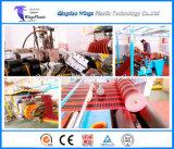 PVC 기계로 가공한/플라스틱 매트 생산 라인 기계/PVC 매트 밀어남을 반대로 미끄러짐 매트