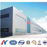 Облегченное полуфабрикат изготовление мастерской стальной структуры (KXD-SSW196)