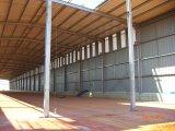 Stahlkonstruktion-Werkstatt in Angola (SSW-16126)
