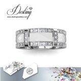 De Kristallen van de Juwelen van het lot van de Ring van de Fusie Swarovski
