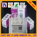 Colla adesiva liquida bianca di stile bagnato non tossico per la pellicola laminata