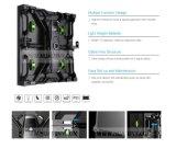 HD al aire libre video móvil Carbinet - visualización de LED de gama alta del color completo Xo 5.9