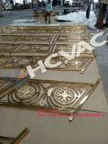Лист нержавеющей стали, оборудование для нанесения покрытия вакуума золота PVD трубы Titanium