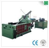 Máquina hidráulica da prensa de empacotamento da sucata Y81q-250 (controle do PLC)