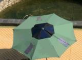 [13و] شاحنة شمسيّ لأنّ مظلة خارجيّة