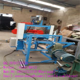Les copeaux de bois de qualité rasent la machine