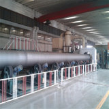 API 3PE Fbe Coated Spiral Welded Stainless Steel Pipe