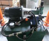 木工業の油圧冷たい出版物機械