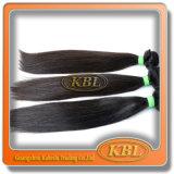 Выдвижения человеческих волос Aaaa 100% естественные