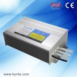 Transformateur imperméable à l'eau extérieur de la tension continuelle DEL du gestionnaire 12/24V 200W IP67 de DEL