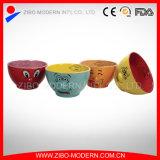 460ml de ceramische 3D Mok van de Neus/de Mok van de Soep