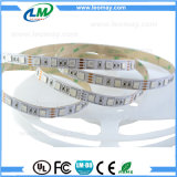 Changing color RGB LED strips SMD5054 60LEDs/m with EC