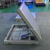 P10 conjuguent étalage de fente de couleur/écran de DEL/Afficheur LED de compte de niveau d'étage/VMs