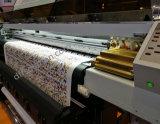 Impresora de formato ancho que utiliza la impresión de tinta de sublimación