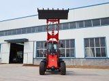 chargeur de la roue 1.6ton pour l'usine de chargeur de l'exportation MP160