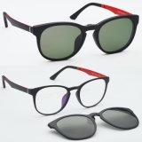 جديد أسلوب بيع بالجملة مخزون [أوتثم] مشبك على [أبتيكل-سونغلسّس] نمط نظّارات شمس [تج008]