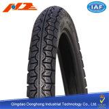 Motorrad-Gefäß-Reifen und schlauchloser Reifen