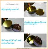 Großhandelskosmetik-Metallzinn-verpackenkasten-leere Kaffee-Dosen