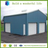 Atelier préfabriqué de structure métallique de panneaux de mur