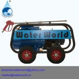 Jorrar da arruela e da energia hidráulica da pressão e máquina de estaca Waterjet