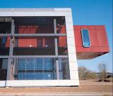 Архитектурноакустическая Ferruled сетка веревочки нержавеющей стали