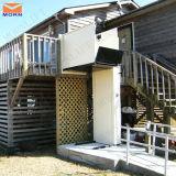 Roestvrij staal Vertical Lift voor Sales