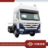 Sinotruk HOWO Zz4257s3241V 6X4 371HPのトラクターのトラック
