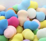 Hydrophiler Verfassungs-Schwamm viele schönen Farben bereiten kosmetisches Puder-Hauch Soem auf