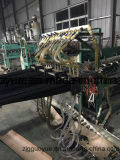 Machine de rupture thermique de production de bande de polyamide de profils
