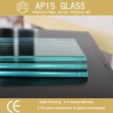 4mm Verkaufsmöbel-Regal-ausgeglichenes Glasglas für Möbel