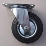 macchina per colata continua industriale della parte girevole di gomma pneumatica della rotella dell'unità di elaborazione 10inch