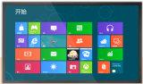 65 polegadas 75inch todo em uma tela de toque do IR multi LCD