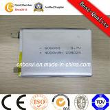 Bateria recarregável do polímero do Li-íon para o portátil, telefone móvel, carregador