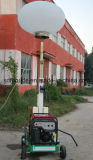 1000W*2 de Mobiele Draagbare Lichte Toren van de ballon met de Prijs van de Fabriek (fzm-Q1000)