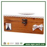 Caixa de música de madeira do gramofone creativo de Vitangle do projeto