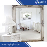3mm 4mm 5mm 6mm Oval-Badezimmer-Silber-Spiegel-Preis
