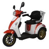 Heißer Verkaufs-elektrischer Roller Witn drei Motor des Rad-500W hergestellt in China