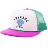 カスタムポリエステル泡の網ロープのトラック運転手の帽子の帽子