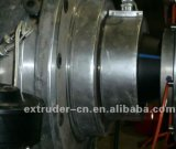 Chaîne de production de pipe de PE de fourniture de gaz et de transport